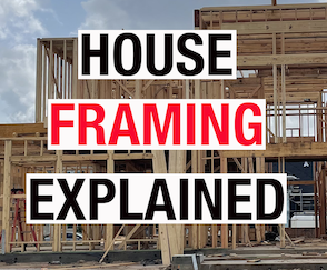 HOUSE FRAMING EXPLAINED | PARTNERS IN BUILDING PART 6